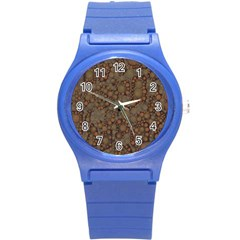 Perculated Snake  Plastic Sport Watch (small)