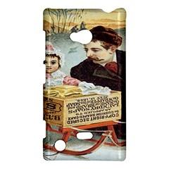 Babbitt s Soap Powder Nokia Lumia 720 Hardshell Case