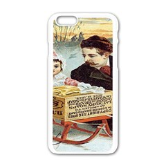 Babbitt s Soap Powder Apple iPhone 6 White Enamel Case