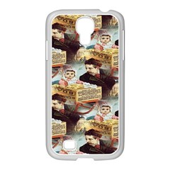 Babbitt s Soap Powder Samsung GALAXY S4 I9500/ I9505 Case (White)