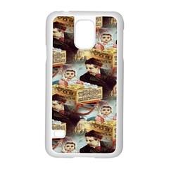 Babbitt s Soap Powder Samsung Galaxy S5 Case (White)