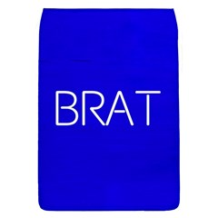 Brat Blue Removable Flap Cover (large)
