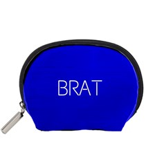 Brat Blue Accessory Pouch (Small)