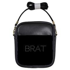 Brat Bling Girl s Sling Bag