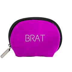 Brat Pink Accessory Pouch (Small)