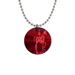Riding At Dusk Button Necklace