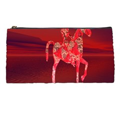 Riding At Dusk Pencil Case