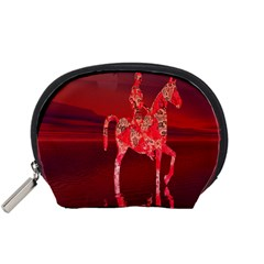 Riding At Dusk Accessory Pouch (Small)