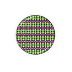 Pattern Golf Ball Marker (for Hat Clip)
