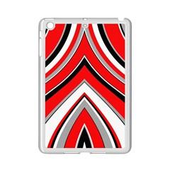 Pattern Apple iPad Mini 2 Case (White)