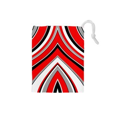 Pattern Drawstring Pouch (small)
