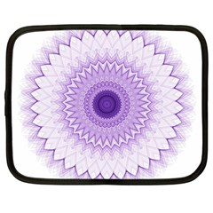 Mandala Netbook Sleeve (large)