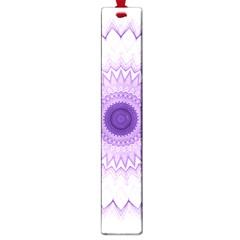 Mandala Large Bookmark