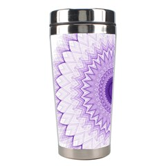 Mandala Stainless Steel Travel Tumbler