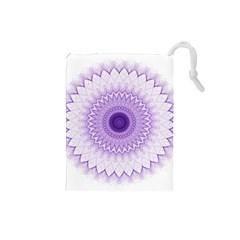 Mandala Drawstring Pouch (small)