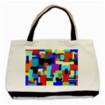 Pattern Classic Tote Bag Front