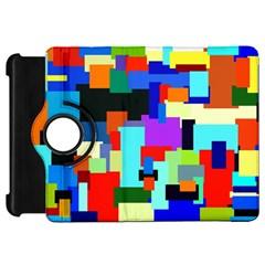 Pattern Kindle Fire HD Flip 360 Case