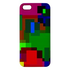 Pattern Iphone 5s Premium Hardshell Case