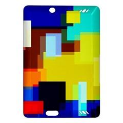 Pattern Kindle Fire HD (2013) Hardshell Case