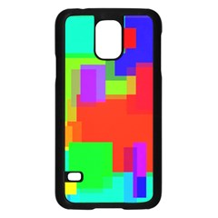 Pattern Samsung Galaxy S5 Case (Black)