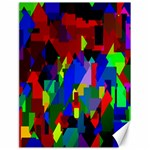 Pattern Canvas 18  x 24  (Unframed) 24 x18 Canvas - 1