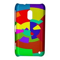 Pattern Nokia Lumia 620 Hardshell Case