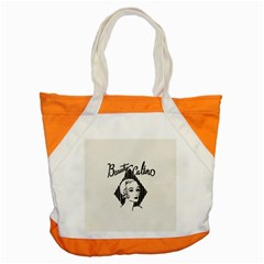 Vintage Beauty  Accent Tote Bag