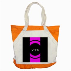 Vape Abstract Accent Tote Bag