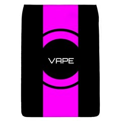 Vape Abstract Removable Flap Cover (large)