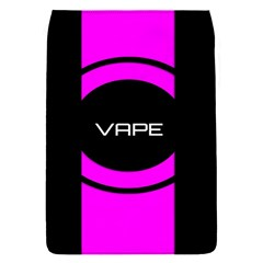 Vape Abstract Removable Flap Cover (small)