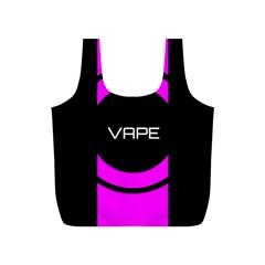 Vape Abstract Reusable Bag (S)