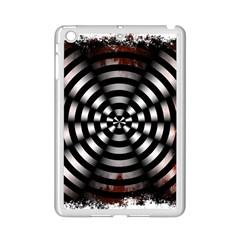 Zombie Apocalypse Warning Sign Apple iPad Mini 2 Case (White)