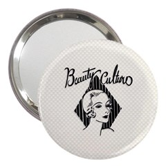 Vintage Beauty  3  Handbag Mirror