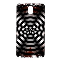 Zombie Apocalypse Warning Sign Samsung Galaxy Note 3 N9005 Hardshell Back Case