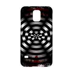 Zombie Apocalypse Warning Sign Samsung Galaxy S5 Hardshell Case