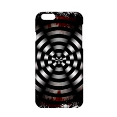 Zombie Apocalypse Warning Sign Apple iPhone 6 Hardshell Case
