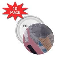 Clarissa On My Mind 1 75  Button (10 Pack)