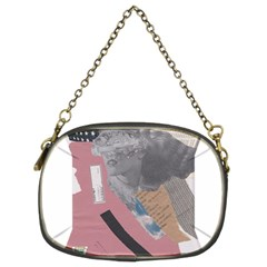Clarissa On My Mind Chain Purse (two Sided)