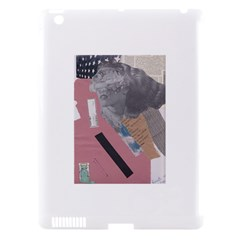 Clarissa On My Mind Apple Ipad 3/4 Hardshell Case (compatible With Smart Cover)