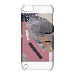 Clarissa On My Mind Apple Ipod Touch 5 Hardshell Case With Stand