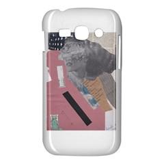 Clarissa On My Mind Samsung Galaxy Ace 3 S7272 Hardshell Case