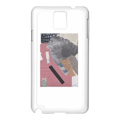 Clarissa On My Mind Samsung Galaxy Note 3 N9005 Case (white)