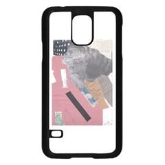 Clarissa On My Mind Samsung Galaxy S5 Case (black)