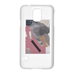 Clarissa On My Mind Samsung Galaxy S5 Case (White)