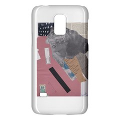 Clarissa On My Mind Samsung Galaxy S5 Mini Hardshell Case