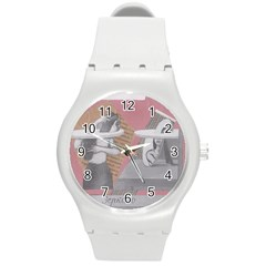 Marushka Plastic Sport Watch (medium)