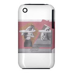 Marushka Apple iPhone 3G/3GS Hardshell Case (PC+Silicone)