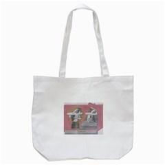 Marushka Tote Bag (White)