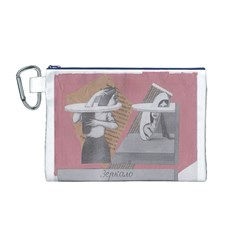 Marushka Canvas Cosmetic Bag (Medium)