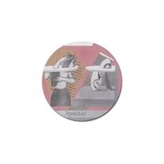 Marushka Golf Ball Marker 10 Pack
